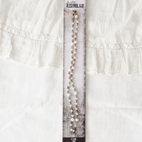 """Tim Holtz Assemblage Rosary Chain —œ Pearl  18"""""""