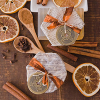 Orange Zest Soap Making Kit