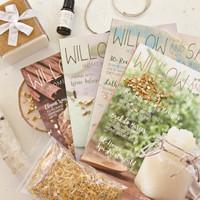Willow and Sage Refreshing Lemon Deluxe Starter Kit
