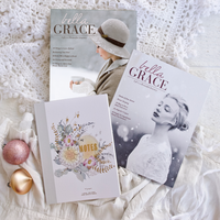 Bella Grace Winter White Gift Bundle
