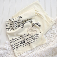 Love Poetic Threads Scarf