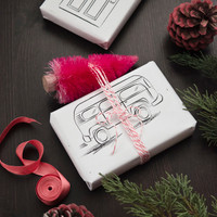 Good Tidings and Trimmings Project and Free Printables