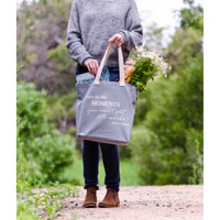 Free Live for the Moments Tote With Bella Grace Subscription Offer