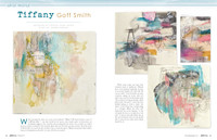 Free Apron with Art Journaling Subscription