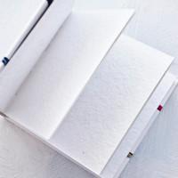 Dina Wakley Media White Journal 6 x 6