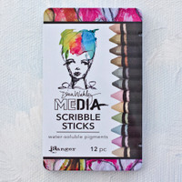Dina Wakley Scribble Sticks 3
