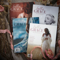 Celebrating She Bella Grace Four-Issue Bundle