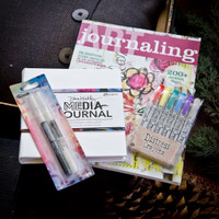 Art Journaling Starter Set Exp