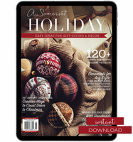 A Somerset Holiday Volume 13 Instant Download
