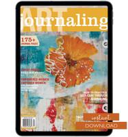 Art Journaling Summer 2018 Instant Download