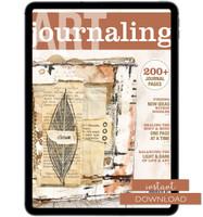 Art Journaling Winter 2020 Instant Download