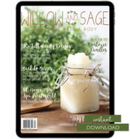 Willow and Sage Autumn 2018 Instant Download