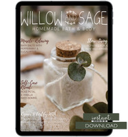 Willow and Sage Spring 2020 Instant Download