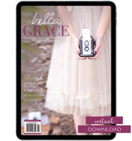 Bella Grace Issue 3 Instant Download