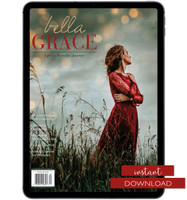 Bella Grace Issue 17 Instant Download
