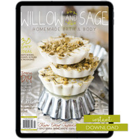 Willow and Sage Winter 2016 Instant Download