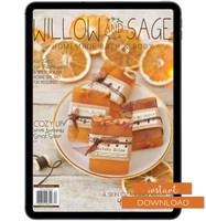 Willow and Sage Autumn 2016 Instant Download