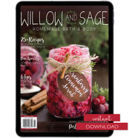 Willow and Sage Winter 2017 Instant Download