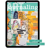 Art Journaling Spring 2017 Instant Download