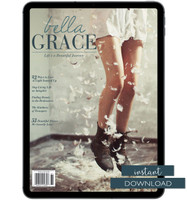 Bella Grace Issue 7 Instant Download