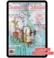 Somerset Studio Summer 2020 Instant Download
