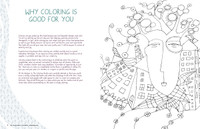 The Coloring Studio Premier Issue Instant Download