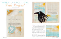 Art Journaling Winter 2017 Instant Download