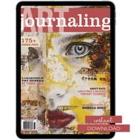 Art Journaling Summer 2017 Instant Download