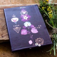 True to Life Dateless Planner by Papaya Art