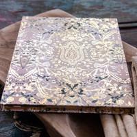 Lotus Garden Journal  by Papaya Art