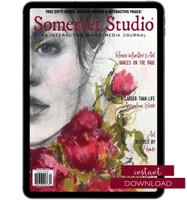 Somerset Studio Autumn 2020 Instant Download