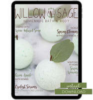 Willow and Sage Spring 2018 Instant Download