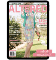 Altered Couture Summer 2018 Instant Download
