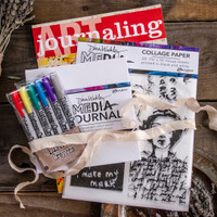 Art Journaling Starter Set