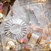 Simple Ornaments, Three Ways by Christen Hammons
