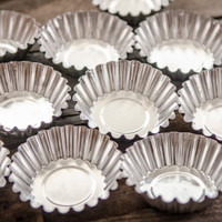 Fluted Tart Tins — Kit of 10