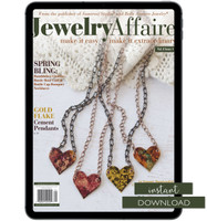 Jewelry Affaire Spring 2017 Instant Download