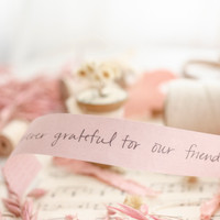 Love on a Scroll Last-Minute Valentine by Christen Hammons