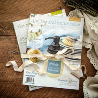 Natural Home Two-Issue Bundle
