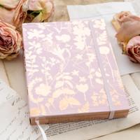 Pink Shine Sketchbook by Papaya Art