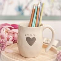 Grateful Heart Mug