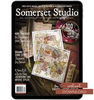 Somerset Studio Summer 2021 Instant Download