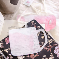 Time for Tea Bookmarks Project by Christen Hammons