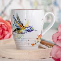 Hummingbird Mug