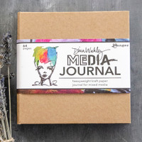Dina Wakley Media Kraft Journal 6 x 6