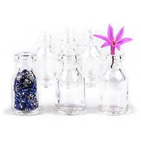 Mini Glass Bottle Kit — Set of Ten