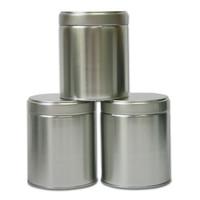 Tea Tins Wide — Set of 3