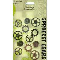 Advantus Tim Holtz Idea-ology Sprocket Gears