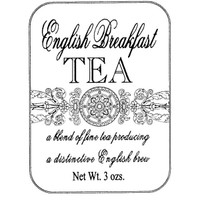 English Brew Wood Mounted Stamp by Michelle Ward