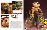 Art Doll Quarterly Summer 2010